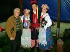 XXI Dubnicki Festiwal Folkorystyczny w Dubnicy nad Vahom, Słowacja - 29.08-2.09.2014